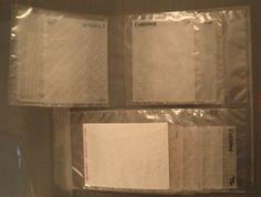 P81, P82 Flippin Storage Page
