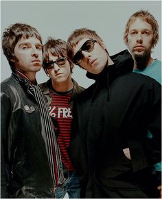 OASIS - Too bad the Gallagher brothers are infantile.they could have made much more amazing music Music Love, Music Is Life, My Music, Amazing Music, Trip Hop, Music Metal, Blue Soul, Liam And Noel, Indie