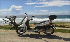 Alquiler de motos Menorca