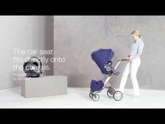Stokke Xplory Stroller Baby Mode Australia - YouTube