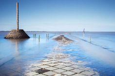 Niezwykła droga we Francji, która znika pod wodą dwa razy dziennie