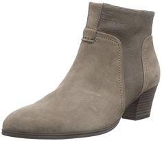 Gabor Shoes 31.680 Damen Kurzschaft Stiefel, Beige (cenere (Micro) 43), 42 EU - http://on-line-kaufen.de/gabor/42-eu-gabor-shoes-31-68-damen-kurzschaft-stiefel