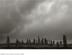Kristoffer Albrecht, Calanais I, Isle of Lewis, Scotland, 2008