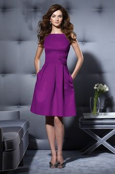 Shop Dessy Bridesmaid Dress - 2780 in Duchess Satin at Weddington Way. Find the perfect made-to-order bridesmaid dresses for your bridal party in your favorite color, style and fabric at Weddington Way.