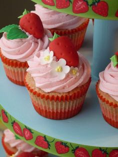 """This party is """"berry"""" sweet! #birthday #party #pinparty"""