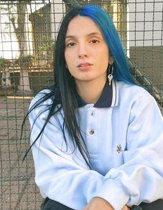 Velasco, Billie Eilish, Youtubers, House, Amor, Beauty Photos, Dyed Hair, Faces, Sweetie Belle