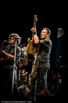 Bruce Springsteen - Rome Jul11th, 2013 - what a night!