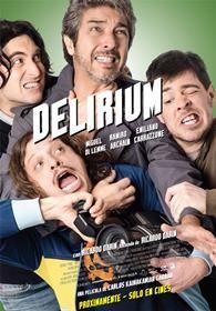 Delirium con Ricardo Darín