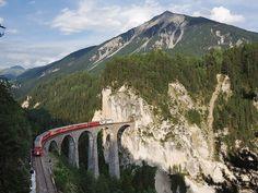 Landwasserviaduct, Schweiz/Switzerland