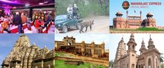 Indian Panorama Tour explores the Luxury Odyssey India. Make your way through the sacred city of Varanasi and cruise on the River Ganges to observe ancient spiritual rites http://www.the-maharajas.com/maharajas/maharajas-express-panorama-india.html