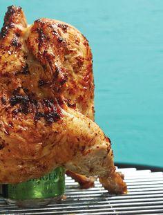Chicken on a Throne - Joy of Kosher