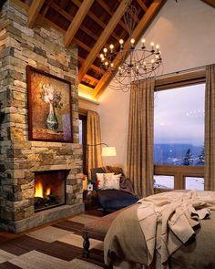 Rustic retreat in Colorado: Wilson Mountain Residence