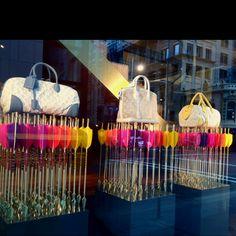 VM | Retail Design | Accessories VM | Visual Merchandising | Shop window Sydney