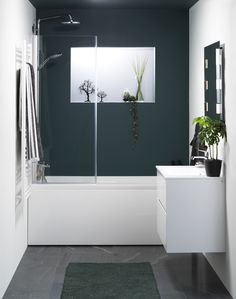 Beautiful Color Combinations, Bathtub, Interior Design, Living, Home, Bathrooms, Decor Ideas, App, Fashion