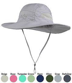 25dd535b241 Purjoy Sun Hat for Men   Women