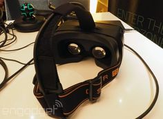 """Razer's new open-source software and hardware initiative is known as """"OSVR."""" 