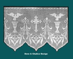 Iva Rose Vintage Reproductions - Weldon's 2D #504 c.1926 - Practical Crochet Ecclesiastical Laces