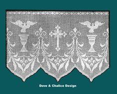 Iva Rose Vintage Reproductions - Weldon's 2D #504 c.1926 - Practical Crochet Ecclesiastical Laces