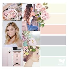 """PAstel rose "" by chelvitjoa-1 on Polyvore featuring Neutrogena"