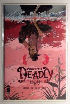Pretty Deadly #1 (1st Print 2013) Near Mint / Mint - Image Comics. On Sale Now!!!
