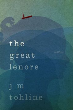 The Great Lenore cover design by Jamie Keenan (Atticus Books)