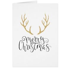 Rudolph's gold Antlers Card – Xmas ChristmasEve Christmas Eve Christmas merry xmas family kids gifts holidays Santa Rudolph's gold Antlers Card – Xmas ChristmasEve Christmas Eve Christmas merry xmas family kids gifts holidays Santa Christmas Balls, Christmas Holidays, Christmas Wreaths, Christmas Decorations, Reindeer Christmas, White Christmas, Rustic Christmas, Christmas Projects, Watercolor Christmas Cards