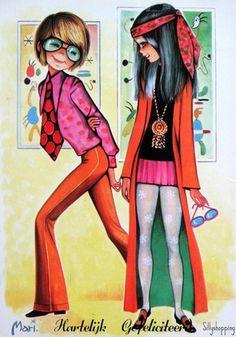 1970s postcard