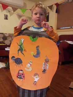 James and the Giant Peach diy costume