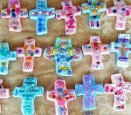Salt Dough Crosses