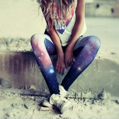 Galaxy Jeggings