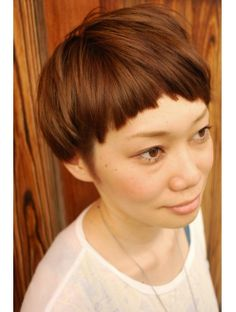 ヘア ナッティ(HAIR NATTY)個性際立つベリーショートマッシュ