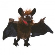 Gaston the Bat - Living Puppets