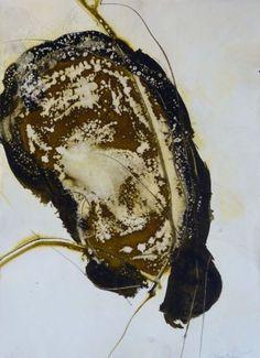 Organic abstract, 58x42 cm
