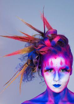 Pink airbrush