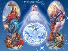 JEZUS en MARIA Groep.: HEMELSE OPROEP!