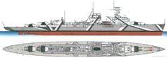 German Light Cruiser Nürnberg. (google.image) 8.17