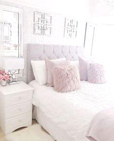 44 exquisitely admirable modern french bedroom ideas to steal 30 Bedroom Apartment, Home Bedroom, Girls Bedroom, Master Bedroom, Bedroom Furniture, Trendy Bedroom, Neutral Bedrooms, Modern Bedroom, Bedroom Black