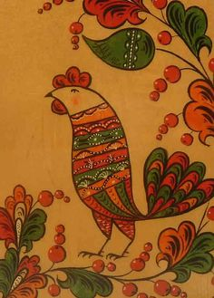 Folk Art from Russia