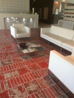 Terrakotta new Glazed Tiles, Tile Floor, Flooring, Contemporary, Rugs, Crafts, Home Decor, Terracotta, Natural Stones