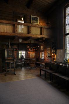 Painter Pekka Halonen's home and studio, Finland