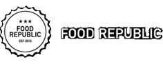 """Good place to find recipes for the Hubby!  """"Food Republic is founded on the idea that guys everywhere are putting food at the center of their lives like never before. This is the site for men who want to eat and drink well, and to live smart."""""""