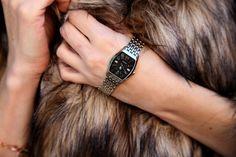 Outfit per le feste: tubino nero e fur jacket » TheChiliCool Fashion Blog Italia