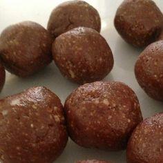 Recipe Choc Peanut Butter Balls by 388gigi - Recipe of category Desserts & sweets