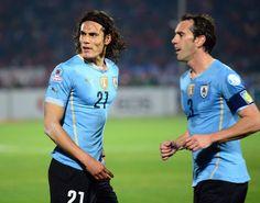 Cavani  Copa America Chile 24.6.15 Uruguay vs Chile