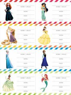 etiquetas para cuadernos - Buscar con Google