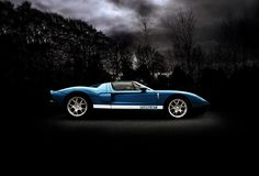 ❦ Tim Wallace: Car Photography