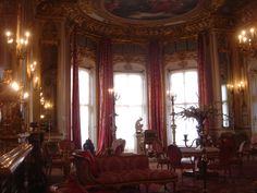 Belvoir Castle Castles, Curtains, Home Decor, Blinds, Decoration Home, Chateaus, Room Decor, Draping, Home Interior Design