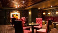 Lounges In Pittsburgh | Speakeasy | Omni William Penn Hotel