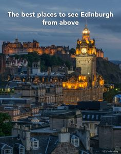 Do you want to see Edinburgh from above? With so many places to see, here are my…