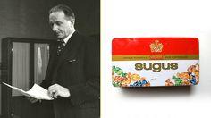 Un directivo de #Suchard descubrió la receta de los #Sugus en Cracovia y la compró por 500$   #sabíasque #historia